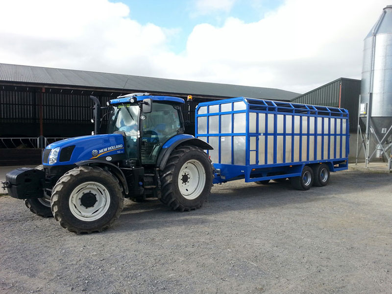 Agri Cattle Trailers