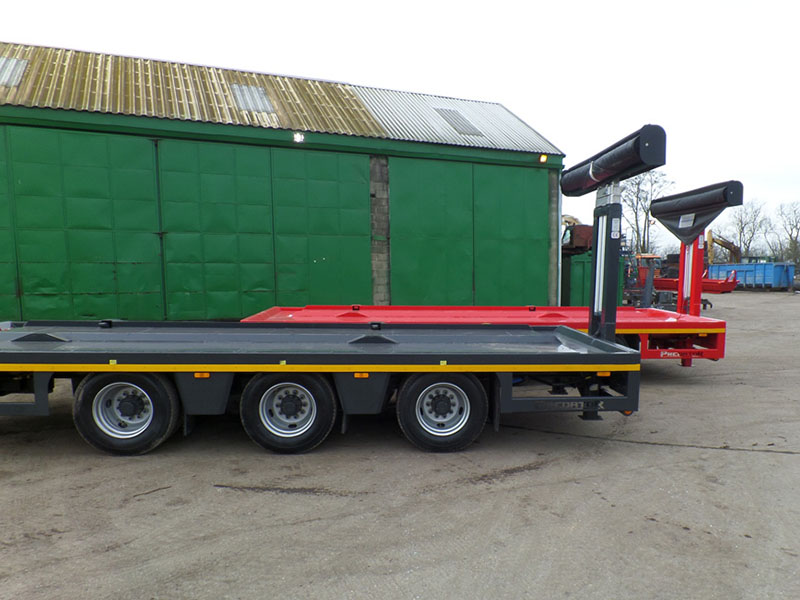 Waste Recycling Trailers